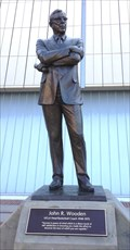 Image for John Wooden - University of California, Los Angeles (UCLA)