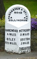 Image for Milestone - Harewood Road, Collingham, Yorkshire, UK.
