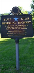 Image for BLUE STAR MEMORIAL HIGHWAY , HARDIN COUNTY, KENTUCKY