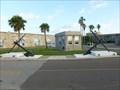 Image for Bus Stop Anchors - Royal Naval Dockyard, Sandy Parish, Bermuda