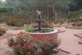 Image for San Antonio Rose Garden Fountain - San Antonio Texas