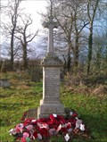 Image for Floriated Cross, St Mary's - Tivetshall St Mary, Norfolk