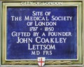 Image for The Medical Society of London - Bolt Court, London, UK