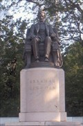 """Image for Abraham Lincoln: The Head of State (""""Seated Lincoln"""")"""