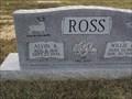 Image for 104 - Alvin K. Ross - Boswell, OK USA