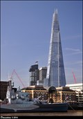 Image for TALLEST -- building in UK and EU - The Shard (London, UK)