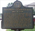 Image for Solomon Goodwin's Residents - 044-12 - DeKalb County Ga.