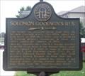 Image for Solomon Goodwin's Residents - 044-12 - DeKalb County Ga.