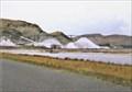 Image for Lake Grassmere Salt Works. Marlborough. New Zealand.