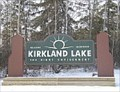 """Image for """"It's the Right Environment"""" Kirkland Lake, Ontario"""