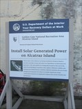 Image for Alcatraz Island Solar Power - San Francisco, CA
