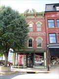 Image for Flaccus Brothers Building - Centre Market Square Historic District - Wheeling, West Virginia