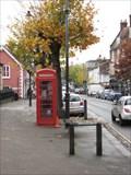 Image for Red Telephone Box High Street - Berkhamstead Herts.