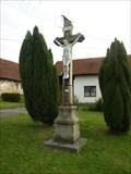 Image for Kríž na návsi - Kneževes, okres Ždár nad Sázavou, CZ