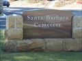 Image for Santa Barbara Cemetery - Santa Barbara, CA