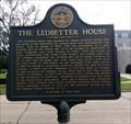 Image for The Ledbetter House - Norman, OK
