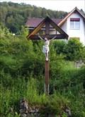 Image for Wooden Wayside Cross Wilerstrasse - Bärschwil, SO, Switzerland