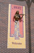 Image for Joliet Welcome Musical Sculpture and Mosaic - Joliet, IL
