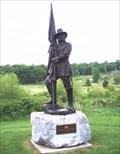 Image for Brigadier General Samuel W. Crawford Statue - Gettysburg, PA