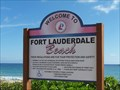 Image for Ft. Lauderdale Beach - Fort Lauderdale Florida