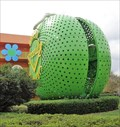 Image for Giant Yo-Yo - Pop Century Resort, Lake Buena Vista, Florida, USA