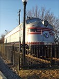 Image for Burlington-Northern-Santa Fe Locomotive 9920 - Keller, TX