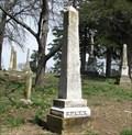 Image for John Speer family grave -- Oak Hill Cem., Lawrence KS