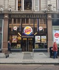 Image for Burger King - Donegall Place - Belfast