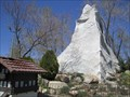 Image for (Replica of Matterhorn), (sculpture)  - Salt Lake City, Utah