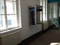 Image for Telefonni automat, Decin, nadrazi, uvnitr