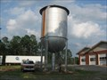 Image for Eastwood Volunteer Fire Department Water Tower, near West End, NC