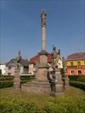 Image for Mariansky sloup / Marian Column Osecna, CZ