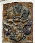 Image for Coat of Arms of Bishop Wolfgang II Freiherr von Hausen, Regensburg - Bavaria / Germany