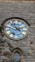 Image for Church Clock - St John the Baptist - Harringworth, Northamptonshire