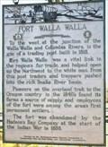Image for Fort Walla Walla