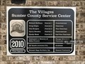 Image for The Villages-Sumter County Service Center Time Capsule - Wildwood, Florida  USA