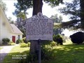 Image for Mt. Paran Presbyterian Church and Cemetery-Randallstown, MD