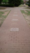 Image for Theta Pond bricks - Oklahoma State University - Stillwater, OK