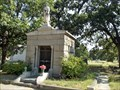 Image for Taylor-Connery Mausoleum - Oakwood Cemetery Historic District - Fort Worth, TX