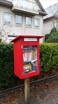 Image for Fleming Street Little Library - 18455 — Vancouver, BC