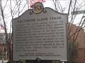 Image for Baltimore Slave Trade
