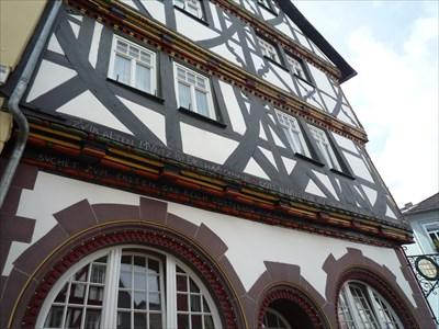 Zur Alten Münz Wetzlar Hessen Germany Deutsche Denkmallisten