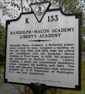 Image for Randolph-Macon Academy--Liberty Academy