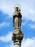 Image for Marian Column - Lysice, Czech Republic