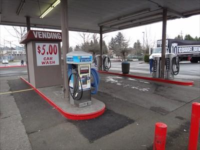 Scrubby S Car Wash Gresham Oregon Coin Operated Self Service Car