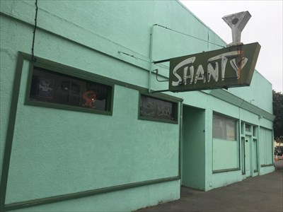 Shanty Entrance from the Left, Eureka, California