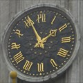 Image for Brussels Town Hall Clock - Brussels, Belgium
