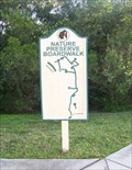 Image for 'You Are Here'-Nature Preserve Boardwalk