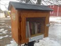 Image for Reverend Canon Rick Marples Little Free Library (#40456) - Carp, Ontario