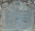 Image for Site of the Murder of Dr. John Marsh